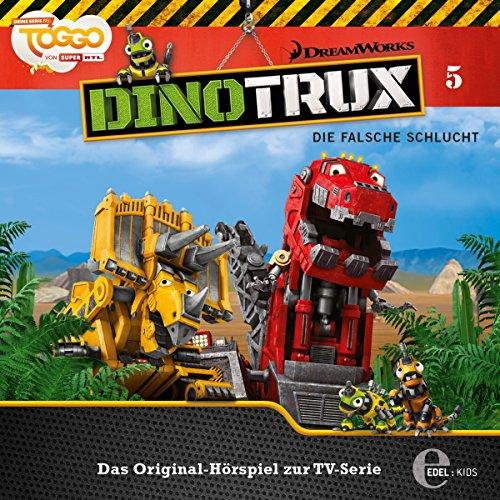 Die falsche Schlucht: Dinotrux 5