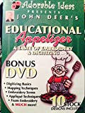 John Deer's Adorable Ideas Education Series - Non software specific - Appetizers