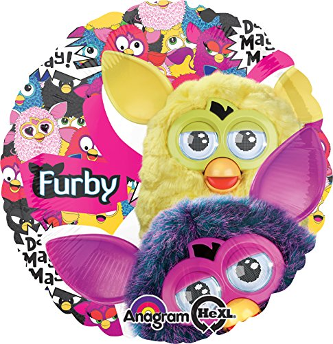 Amscan - Globos Furby (2741501)