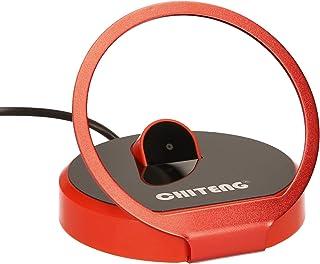 CHITENG Hands-free 1D 2D QR Barcode Scanner Omnidrectional Desktop USB Wired Scanning Platform High Speed Bar Code Reader ...
