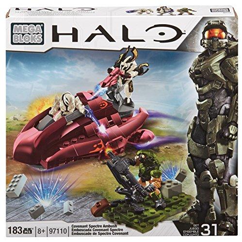 Mega Bloks 97110 - Halo Covenant Spectre Ambush