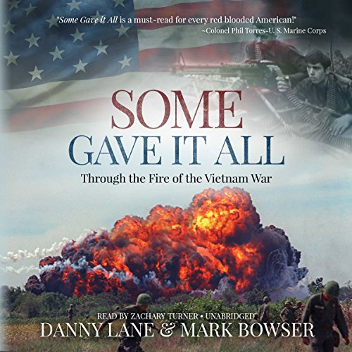 Some Gave It All audiobook cover art