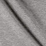 Richland Textiles Sweatshirt Fleece Heather Grey Fabric By The Yard