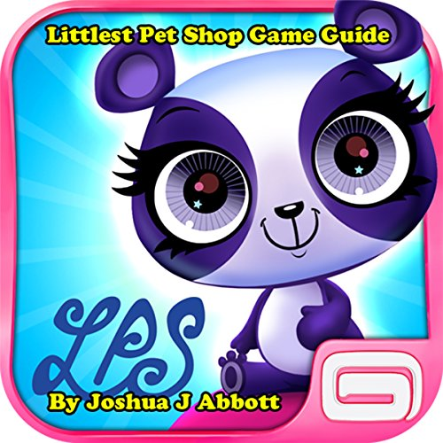 Littlest Pet Shop Game Guide audiobook cover art