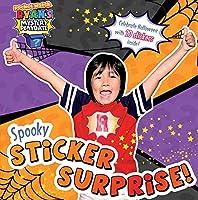 Spooky Sticker Surprise! (Ryan's Mystery Playdate)