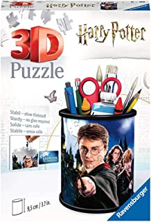 Ravensburger - Puzzle 3D - Pot à crayons - Harry Potter - 11154