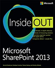 Microsoft SharePoint 2013 Inside Out: Micro Share 2013 Ins O_p1 (English Edition)