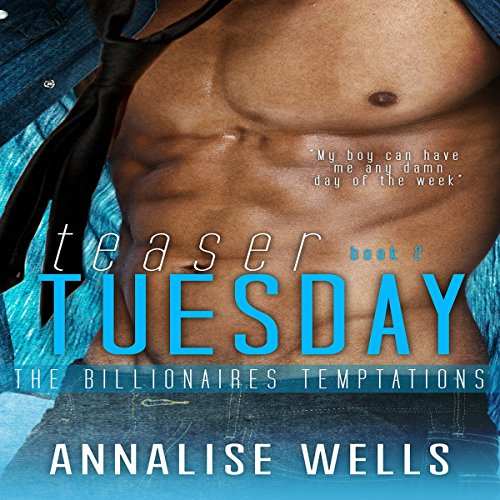 Teaser Tuesday audiobook cover art
