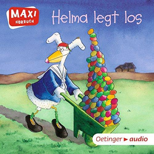 Helma legt los audiobook cover art