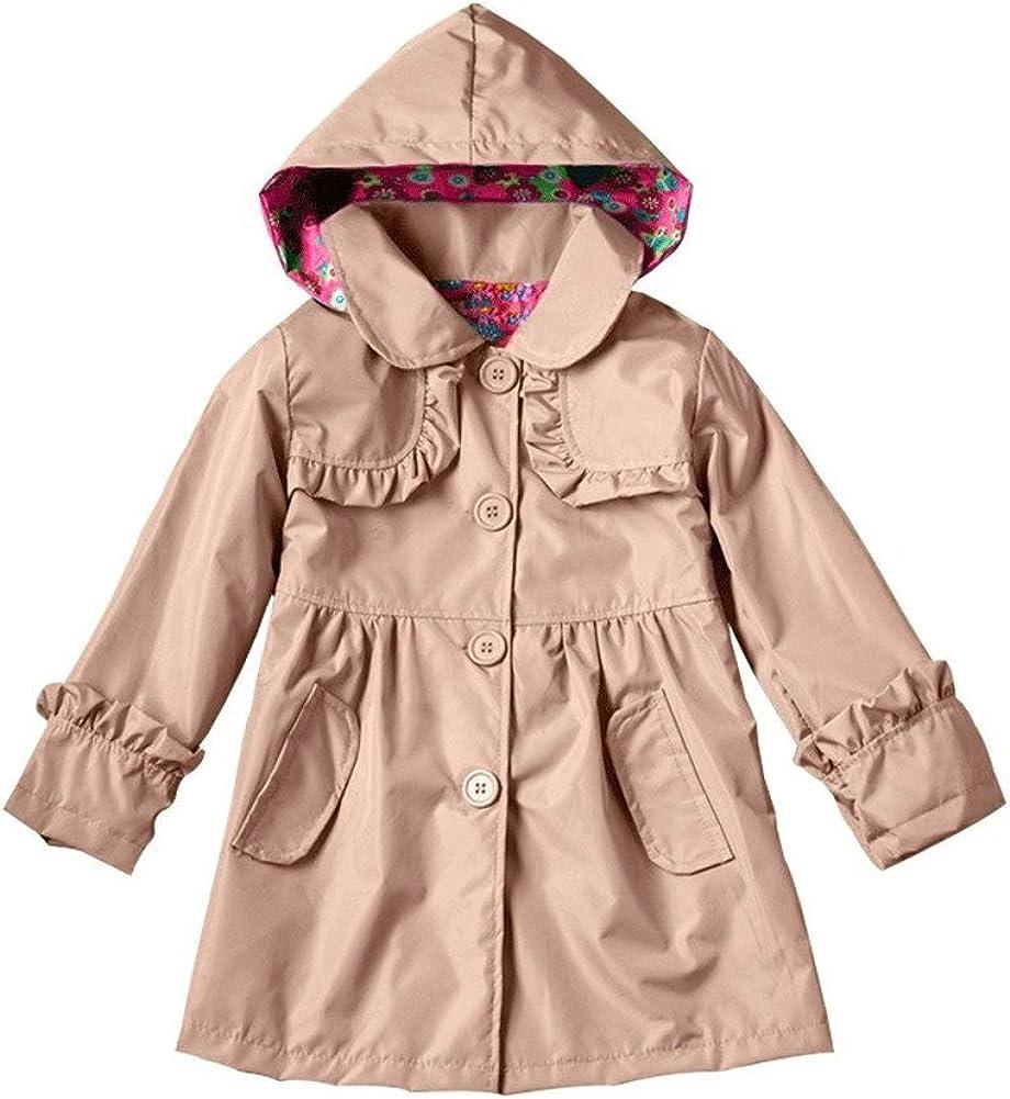 Star Flower Girls Jackets Coats Outerwear