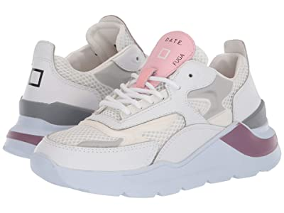 D.A.T.E. Fuga Injection (White) Women