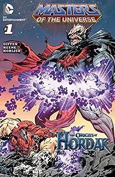 Comic Masters of the Universe Origin of Hordak #1 Book