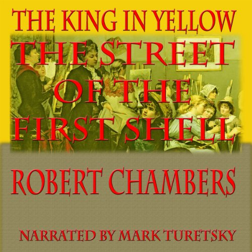 The Street of the First Shell audiobook cover art