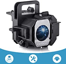 OMAIC Projector Lamp Bulb for Epson ELPLP49/ V13H010L49 Home Cinema PowerLite 8350 8345 8500UB 8700UB 6100 6500UB 8100 7100 7500UB Replacement Projector Lamp/Bulb