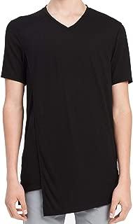 Mens Angle Embellished T-Shirt