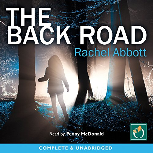 The Back Road audiobook cover art