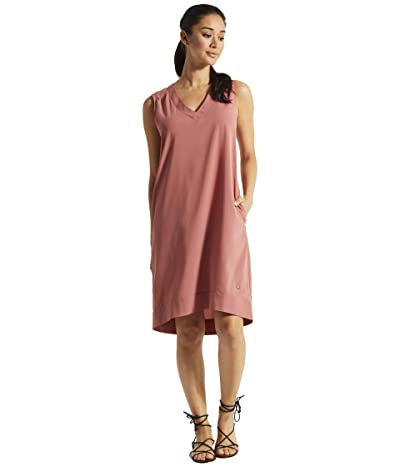FIG Clothing Pao Dress (Ginger Pink) Women