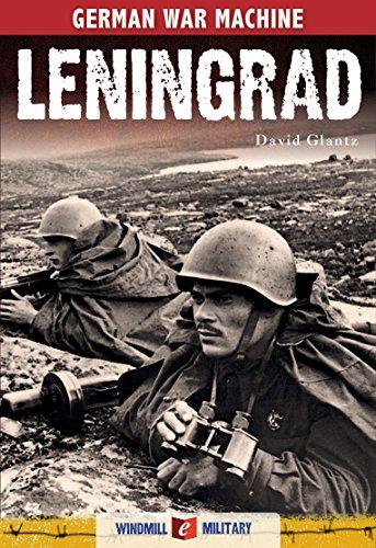 Leningrad: City Under Siege 1941-1944 (English Edition)