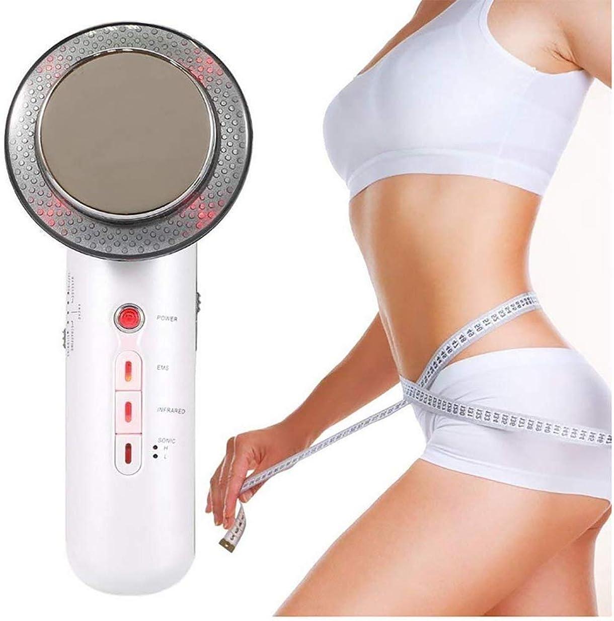 交じる欲求不満支払う超音波キャビテーションEMSマイクロ電流ボディSlim身マッサージ減量リポアンチセルライト脂肪過剰脂肪に対する脂肪の損失