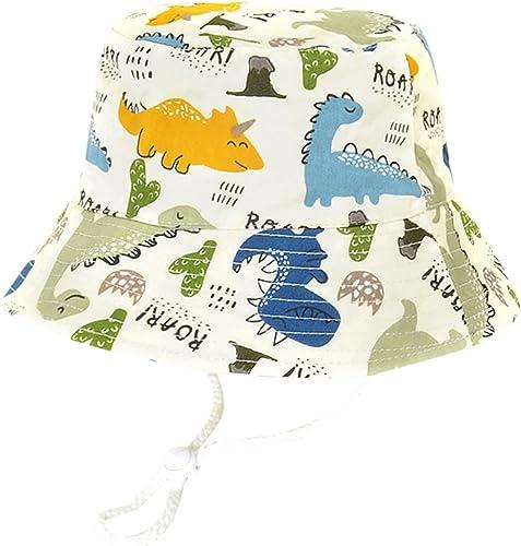 lowest Bucket Hat outlet online sale Fisherman Cap Sun Hat Outdoor Summer Beach online sale Cap Reversible Hats for Kids Toddler Boys Girls outlet online sale