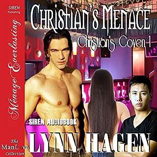 Christian's Menace audiobook cover art