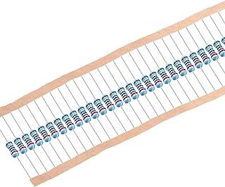 2.7 k resistor color code