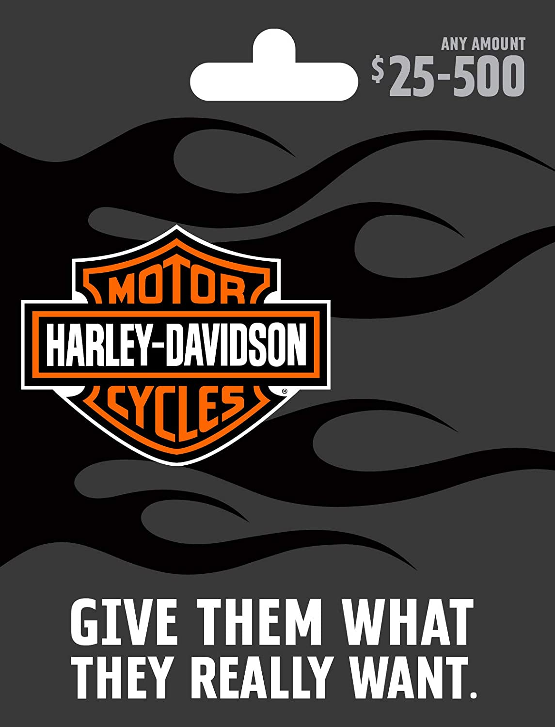 Amazon Com Harley Davidson Gift Card 50 Gift Cards