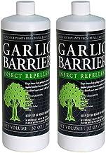 Garlic Barrier Insect Repellent Liquid Bundle (32 Ounces) (2 Items)