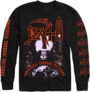 Death - Individual Thought Patterns Long Sleeve Shirt