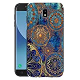 Samsung Galaxy J5 2017 Funda, FoneExpert® Carcasa Cover Case Funda de gel TPU silicona Para Samsung Galaxy J5 2017