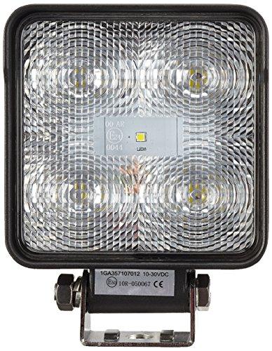 HELLA 1GA 357 107-012 Arbeitsscheinwerfer - Valuefit S800 - LED - 12V/24V - 800lm - Anbau/Bügelbefestigung - stehend - Nahfeldausleuchtung - Kabel: 800mm