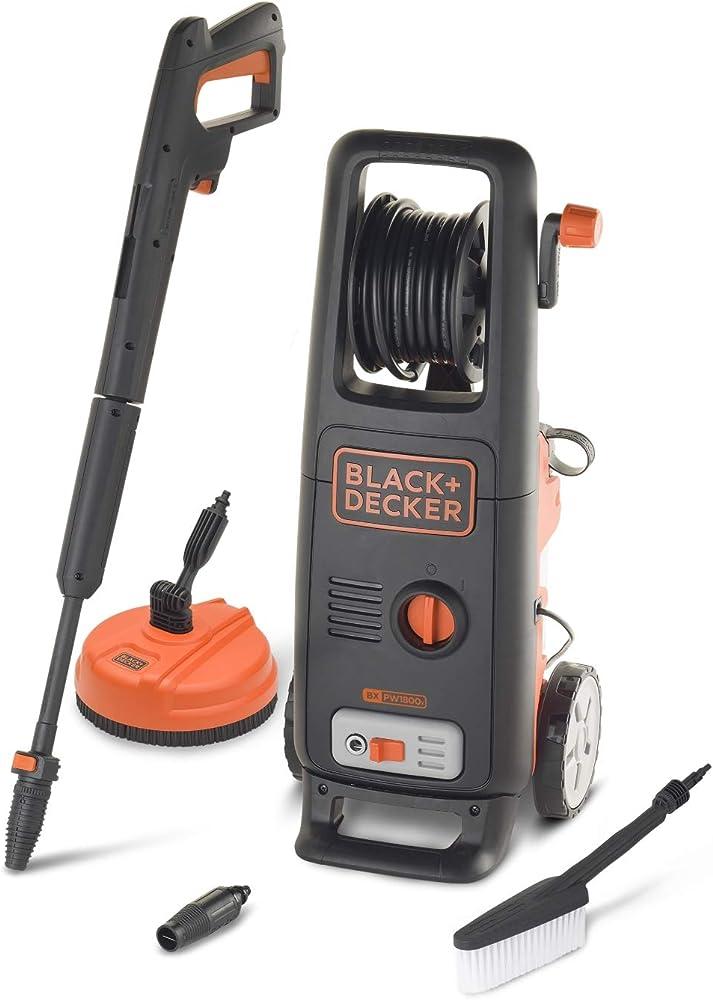 Black+Decker BXPW1800XE Hidrolimpiadora