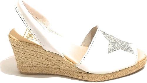 Ska - Sandalias de Vestir para mujer blancoo Bianco
