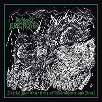 Bestial Manifestations of Malevolence and Death (Remastered Vinyl Edition)