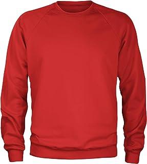 Expression Tees Basics - Plain Blank Crewneck Sweatshirt