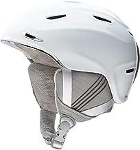 Smith Optics Adult Arrival MIPS Ski Snowmobile Helmet - White/Small