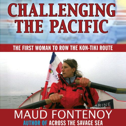 Challenging the Pacific audiobook cover art