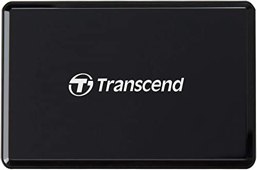 Transcend USB 3.1 Gen 1 Card Readers