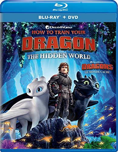 Dragons 3: Le Monde caché (2019) [Blu-ray + DVD + Numérique] (Bilingue) - 0
