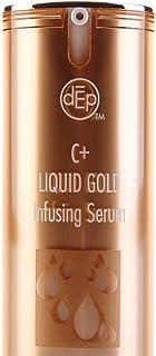 dEpPatch All Natural 20% Vitamin C Night Repair Serum | Collagen, Anti Aging, Dark Spot Correcting Brightening Serum | Made in the USA (0.5oz)