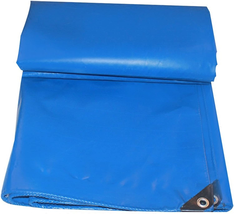 AJZXHE LKW-Regenwasserschutzplanenladung staubdichtes windundurchlässiges Hallengewebe Hochtemperaturanti-Altern, blau -Plane B07JF7DHZF  Verpackungsvielfalt