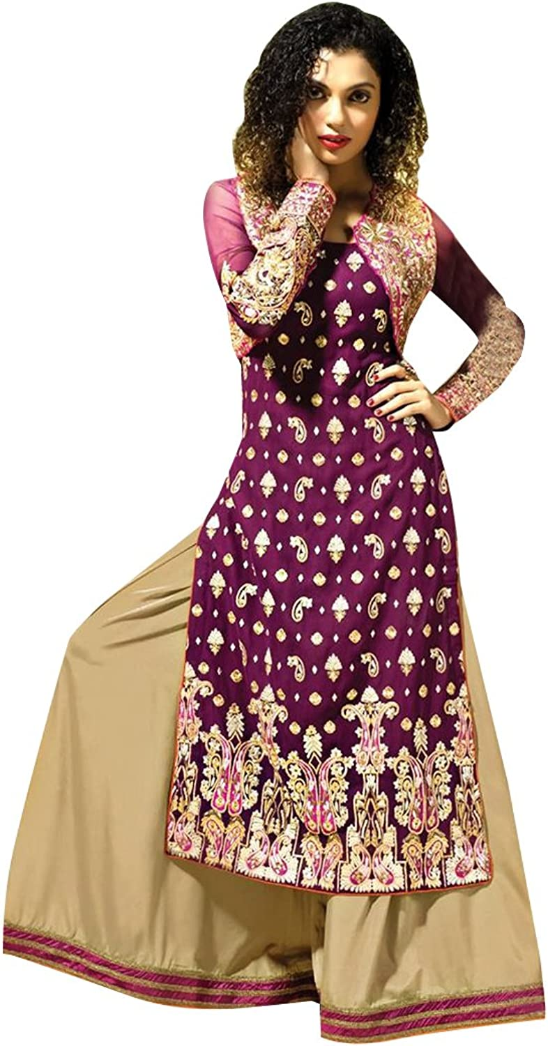 Bollywood Collection Pakistani Anarkali Salwar Suit Bridal Wedding Ethnic Ceremony Muslin hit @1