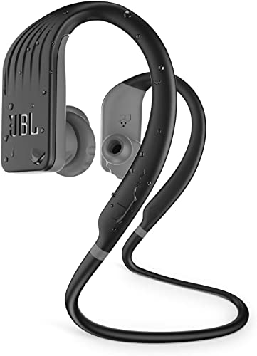 JBL Endurance JUMP - Waterproof Wireless Sport In-Ear Headphones - Black