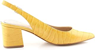 Guess Luxury Fashion Womens FL5TERLEP05DYELLOW Yellow Pumps | Spring Summer 20