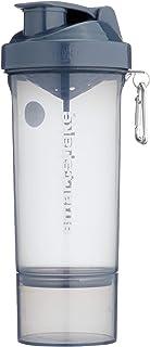Smartshake Slim Stormy Gray, 500 ml