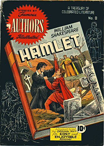 Hamlet by Willam Shakespear. Adapted from the Original Text for easy and...