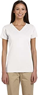 econscious 4.4 oz. 100% Organic Cotton Short-Sleeve V-Neck T-Shirt (EC3052)