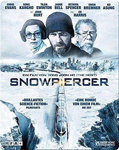 Snowpiercer - Steelbook [Blu-ray + DVD]