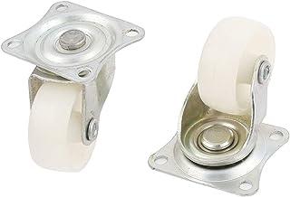 """CHENTAOMAYAN 1.2 """"ronde kogellager 360 graden rotatie Swivel Caster 2 stks"""