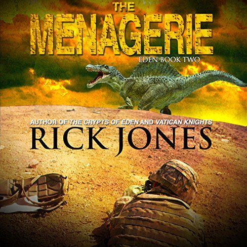 The Menagerie cover art